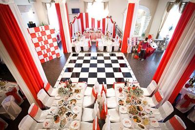 cheese-5 Свадьба в стиле шахмат: используем шахматную цветовую гамму в оформлении