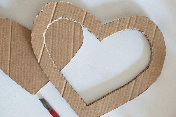 """dekor-serdtse-iz-roz-6 Мастер класс: """"Сердце из роз для декора свадьбы"""""""