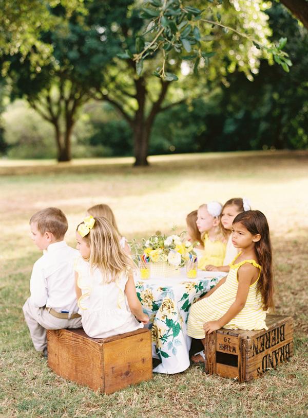 Дети на свадьбе: как все устроить