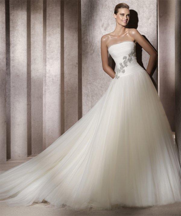 ce3a2596a05 Свадебные платья от дизайнера Manuel Mota из рубрики Свадебные ...