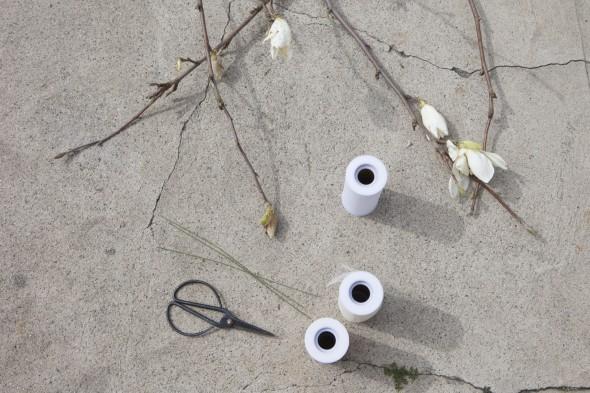 fotostena-na-svadbu-iz-magnolii-4 Мастер класс: фотостена для свадебной фотосессии из магнолии