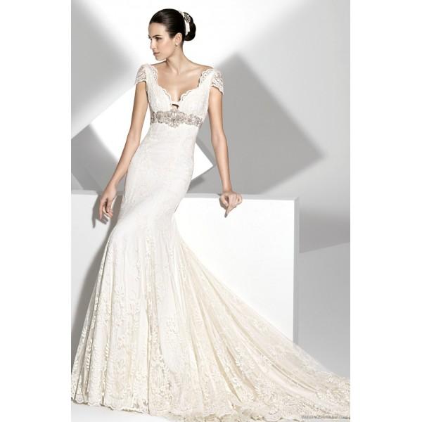 franc-sarabia-15 Свадебные платья Franc Sarabia