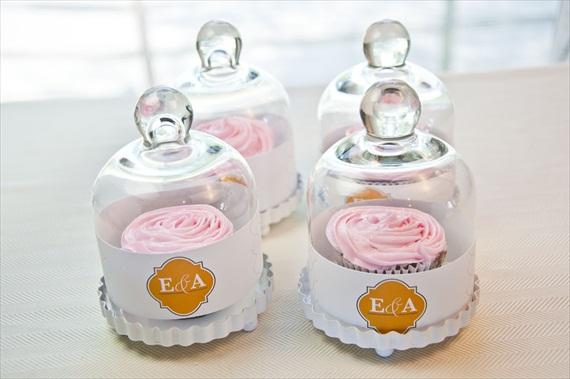 Мастер класс: свадебные капкейки в подарок гостям на свадьбу