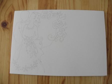 Мастер-класс: меню в технике киригами