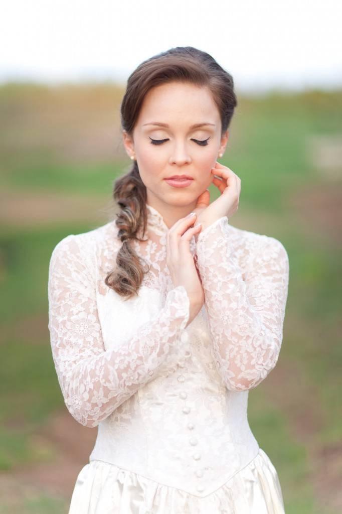 klassicheskoe-svadebnoe-plate-v-retro-stile-682x1024 Свадебные платья в стиле ретро