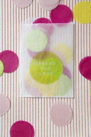 Мастер класс: конфетти на свадьбу для гостей, изготавливаем самостоятельно