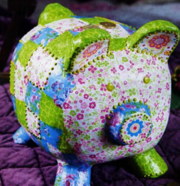 kopilka Мастер класс: шуточная свинка - копилка в подарок на свадьбу