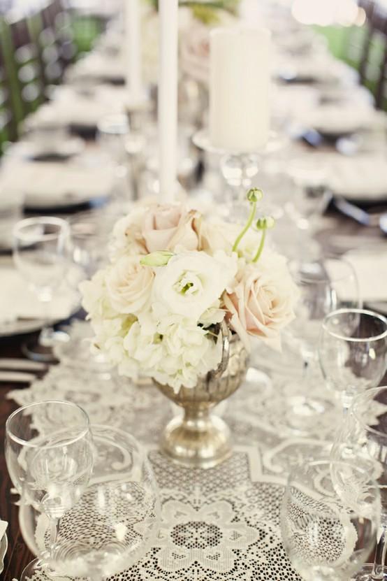 lace-wedding-decor Празднуем кружевную свадьбу