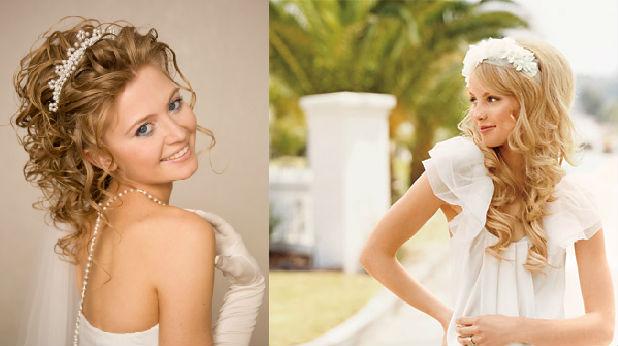 long-hair-bridal-3 Все за и против распущенных волос на свадьбе