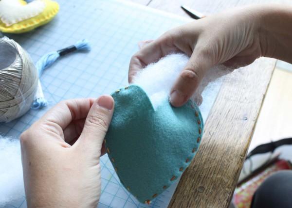 nabivka Мастер класс: подарки для гостей - ароматные сердечки