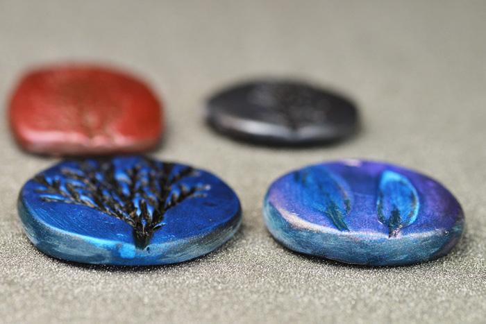 Мастер класс: камушки – необычный декор для подарка гостям