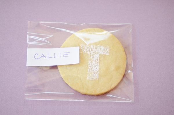 Мастер класс: печенья в подарок гостям на свадебное торжество