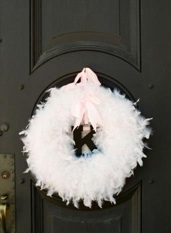 perya7 10 идей как использовать перья в декоре свадьбы