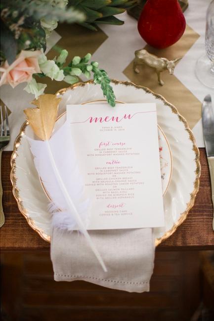 perya9 10 идей как использовать перья в декоре свадьбы