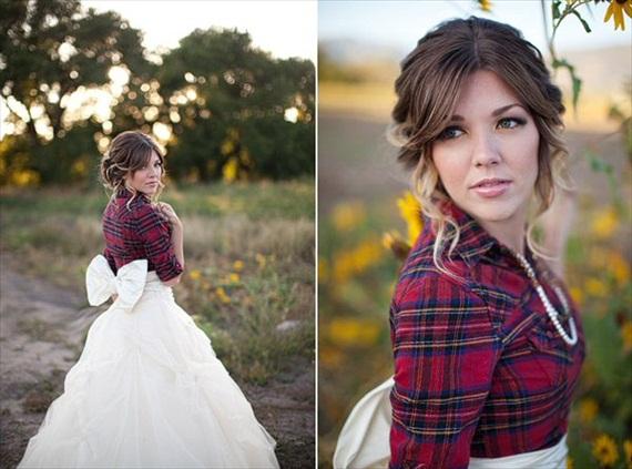 plate-nevesty-vestrn Свадьба в стиле Western