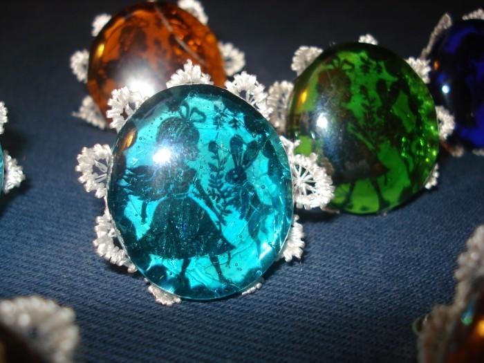 Мастер-класс: винтажные кольца как подарок гостям на девичник