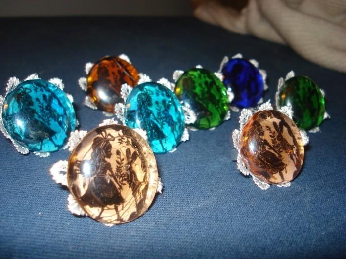 podarok-gostyam-vintazhnye-koltsa7 Мастер-класс: винтажные кольца как подарок гостям на девичник