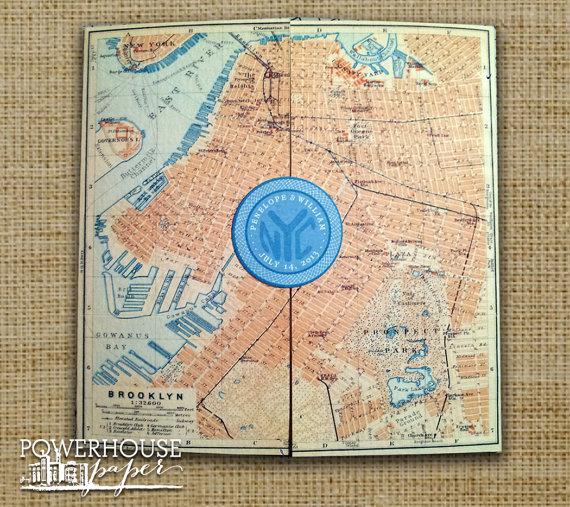 """priglasheniya-dlya-gostej-geograficheskaya-karta Свадьба в стиле """"географическая карта"""" для любителей путешествовать"""