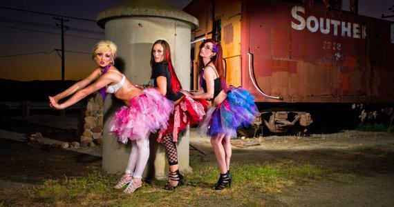 Мастер класс по созданию пышной юбки для девичника
