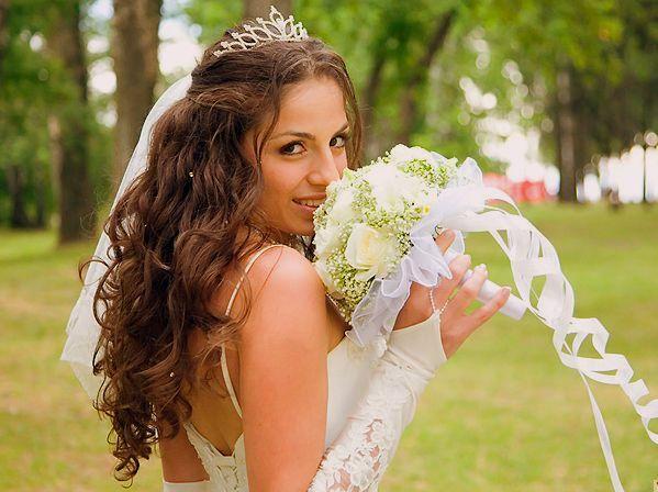 raspuwennue_volosy3 Все за и против распущенных волос на свадьбе