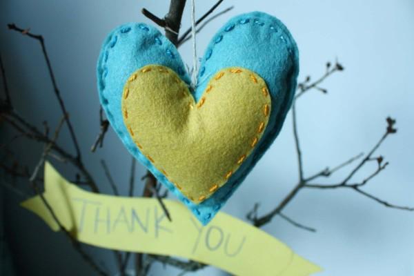 Мастер класс: подарки для гостей – ароматные сердечки
