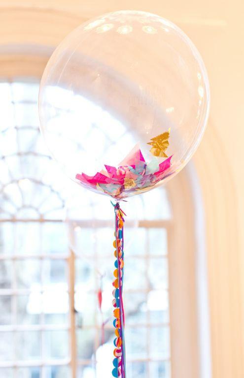 shariki3 Несколько идей как использовать воздушные шары в декоре свадьбы