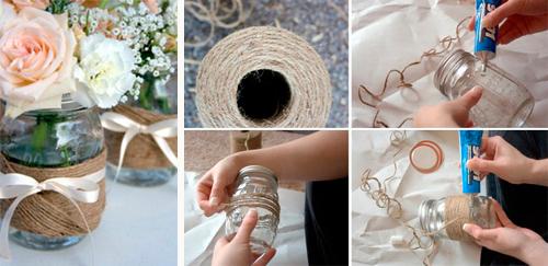 steklo-mk Свадьба в стиле Handmade: некоторые нюансы декора свадьбы хэндмэйд