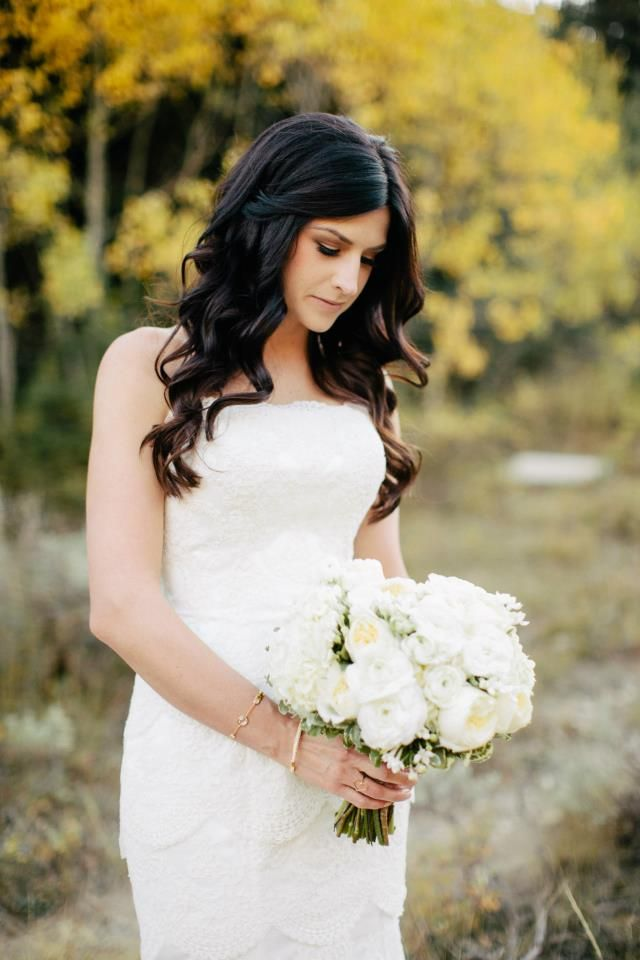 svadebnye_pricheski_lokony_37 Все за и против распущенных волос на свадьбе