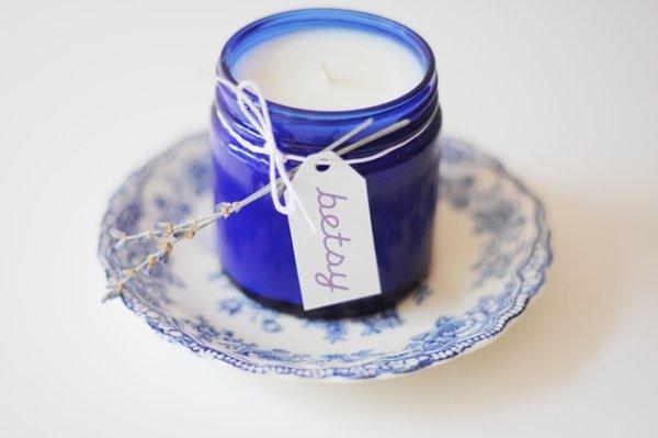svechi Мастер-класс: подарок гостям - домашние свечи