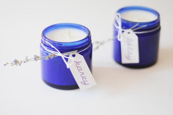 svechi7 Мастер-класс: подарок гостям - домашние свечи
