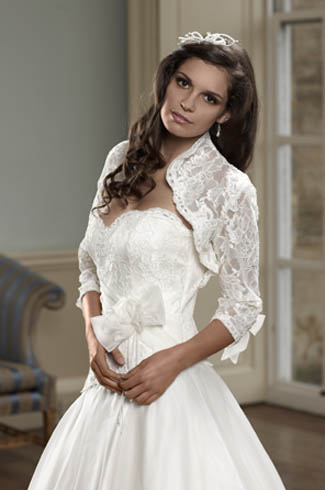 the-knot-wedding-dresses Свадебные платья от дизайнера Kate Sherford