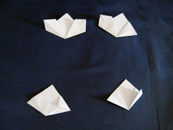 venok-iz-bumazhnyh-tsvetov3 Мастер-класс: декор из бумажных цветов для украшения свадьбы