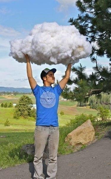 vot-takoe-oblako Мастер класс: необычные облака для фотосессии