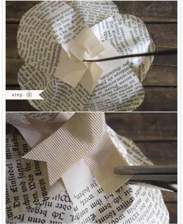 zakreplenie-listikov Мастер класс: винтажный букет на свадьбу