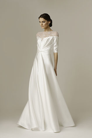 09-svadebnie-platya-vamp-mados-namai-2014 Свадебные платья от Vamp Mados Namai