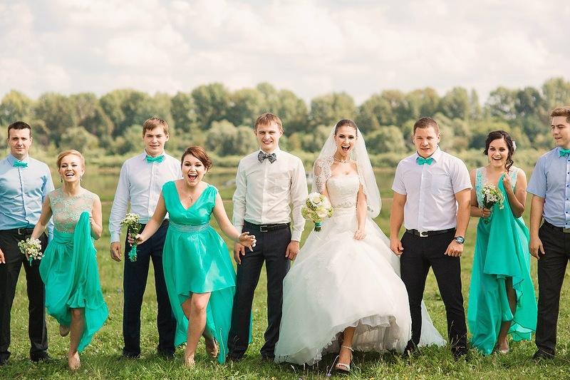 Свадебный дресс- код для гостей