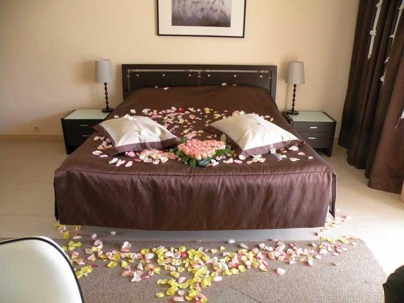 Идеальный номер для молодоженов в первую брачную ночь