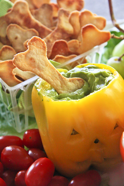 Свадебное меню: закуска с гуакамоле