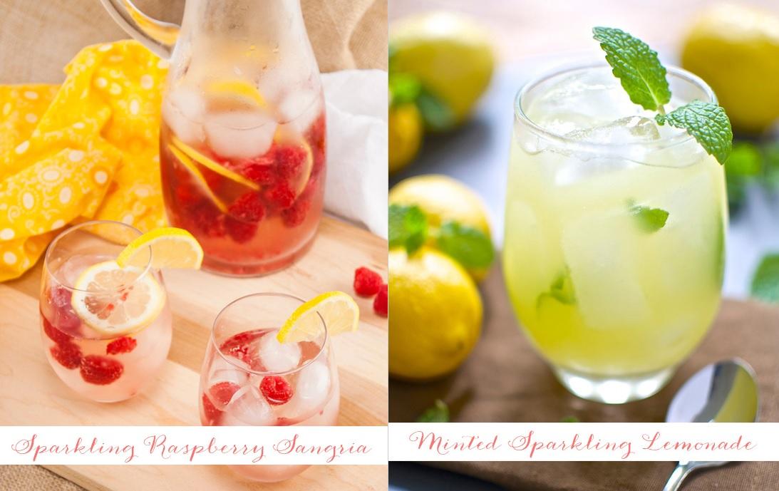 Свадебное меню: 3 рецепта вкусных лимонадов