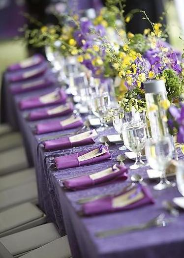 35 Цветовые ошибки в свадебном оформлении, как их избежать?