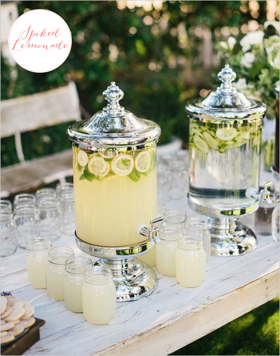 Свадебное меню: 4 рецепта изумительных коктейлей для вечеринки