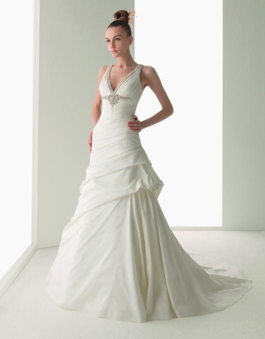 542 Свадебные  платья  Luna Novias