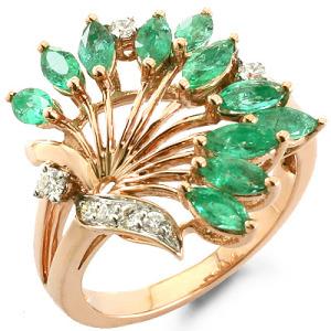 Что символизируют камни в обручальных кольцах?