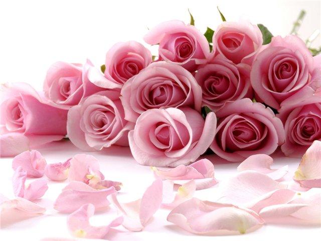 Почему розы самые популярные цветы для букета?