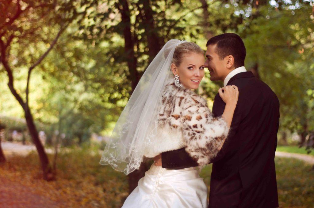DSC_5776-1024x680 Свадебная шубка - главный аксессуар зимней свадьбы