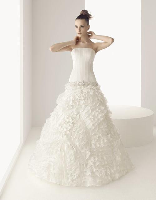 Gadea-1 Свадебные  платья  Luna Novias