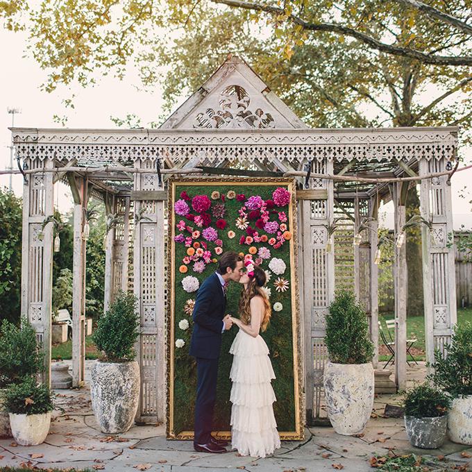 Kak-ukrasit-altar-dlya-vyezdnoj-registratsii 14 лучших идей для оформления выездной регистрации брака