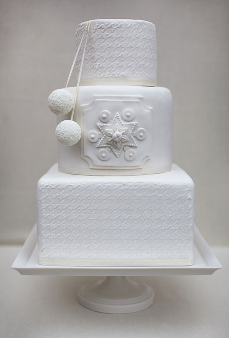 Potryasayushhie-torty-dlya-zimnej-svadby Потрясающие торты для зимней свадьбы
