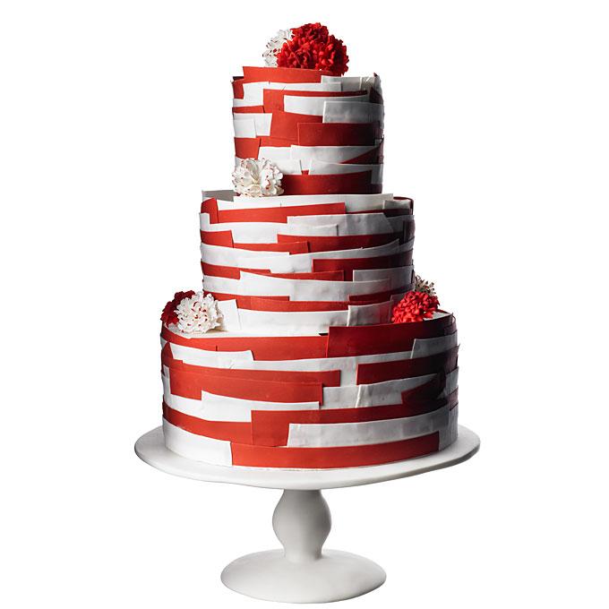Potryasayushhie-torty-dlya-zimnej-svadby8 Потрясающие торты для зимней свадьбы