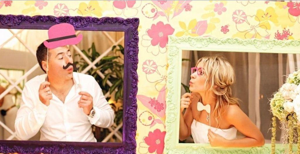 Как оформить фотозону на свадьбе: 7 основных правил при ее создании.